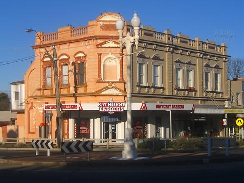 architecture australia lamppost newsouthwales bathurst keppelstreet bentinckstreet georgemccredie mutuallifeassociationofaustralasia algmccredie jjatkins spartacorner arthurmccredie