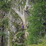 Fr, 05.09.14 - 07:16 - Leukerbad - Lötschenpass - Lämmeren - Les Violettes - Montana