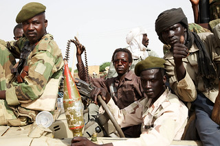 CEREMONY OF JEM TROOPS TO INTEGRATE INTO GOS MILITARY | by UNAMID Photo