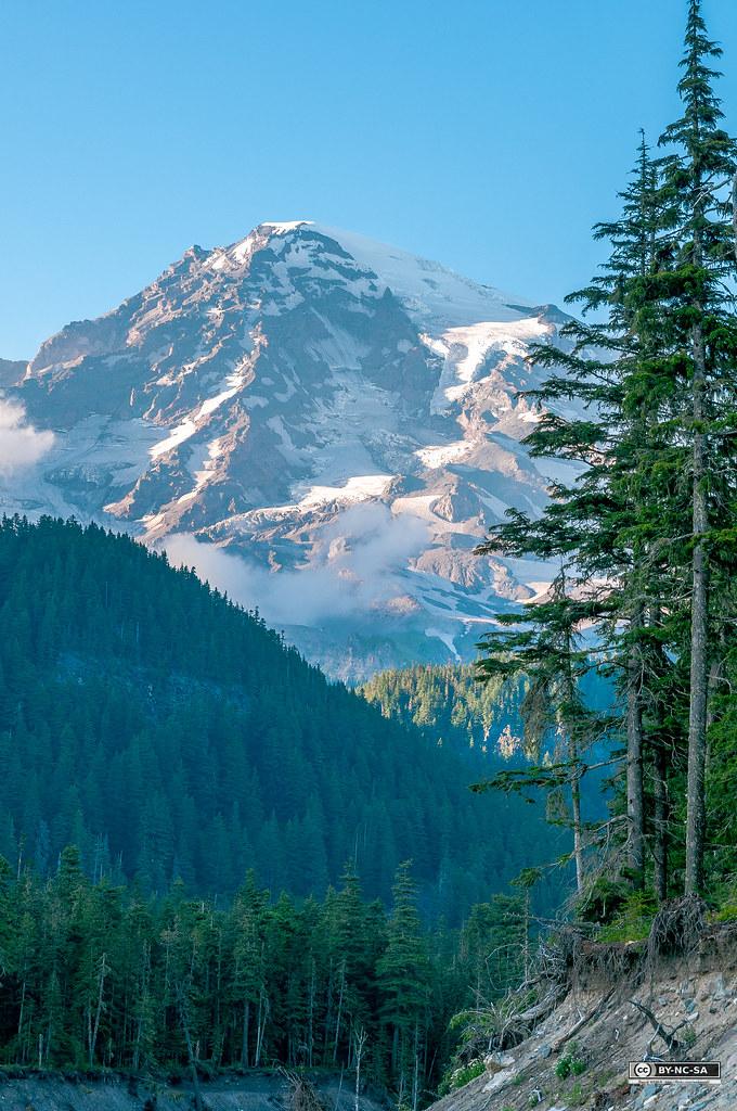 Mt Rainier, Mont Rainier