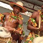 Amani Festival 2014 - Danseurs de Sangoa - Goma