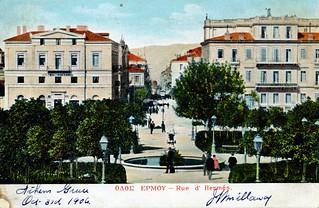 Rue de Hermes, Athens, Greece 10/03/1906 70 of 70