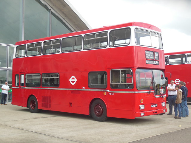 MD60 KJD260P my favourite bus at Showbus 2014!