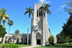 Florida, Palm Beach, Bethesda-By-The-Sea Episcopal Church (Built 1926)