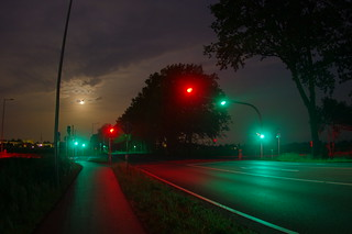 Traffic Light HDR | by Grille1991