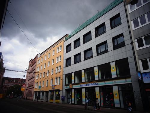 Saarbrücken, Saarland (state of Germany), the art of facad