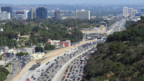 Los Angeles Traffic | by Accretion Disc