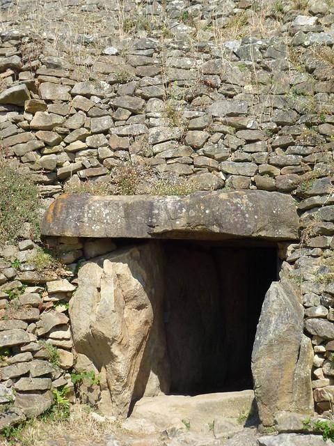 entrée du cairn