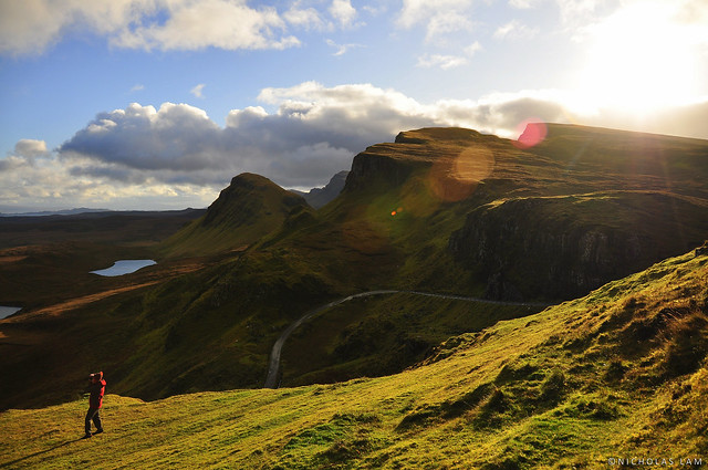 The magnificent Isle of Skye