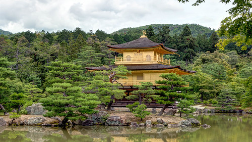 The Kinkaku-ji Temple in Kyoto, Japan | by Mustang Joe