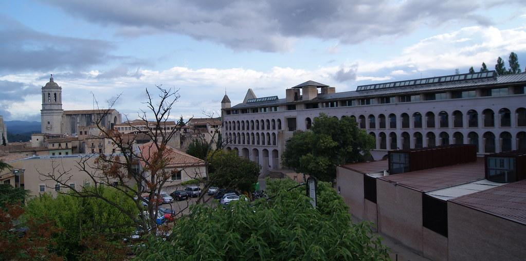 Universitat De Girona Udg Universitat De Girona Campus Flickr