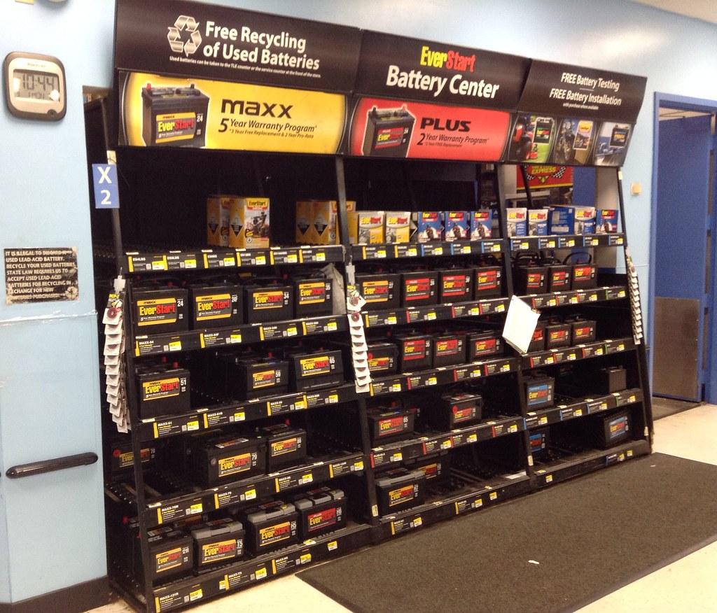 Walmart EverStart Car Batteries | Walmart EverStart Car Batt
