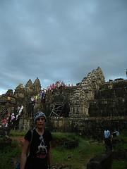 Sunset at Phnom Bakheng Angkor Thom - 42
