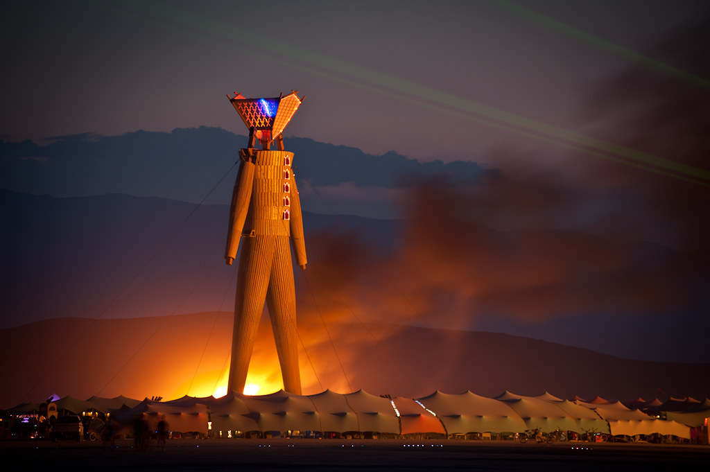 Souk - Burning Man 2014