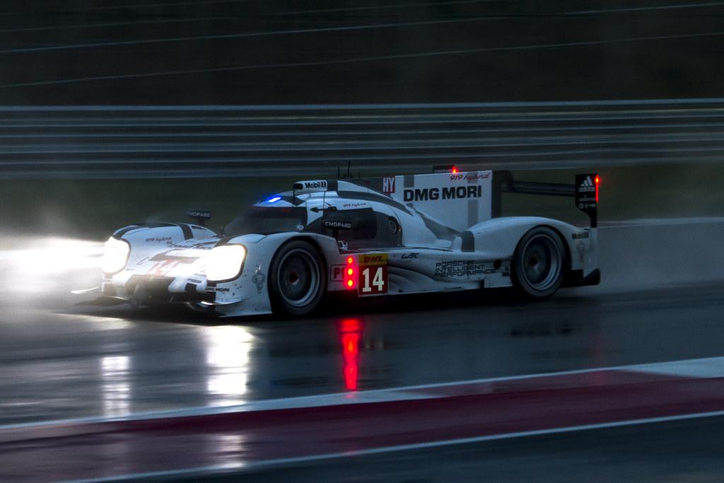 2014 COTA Lone Star Le Mans - #14 LMP1-H Porsche Team - Po
