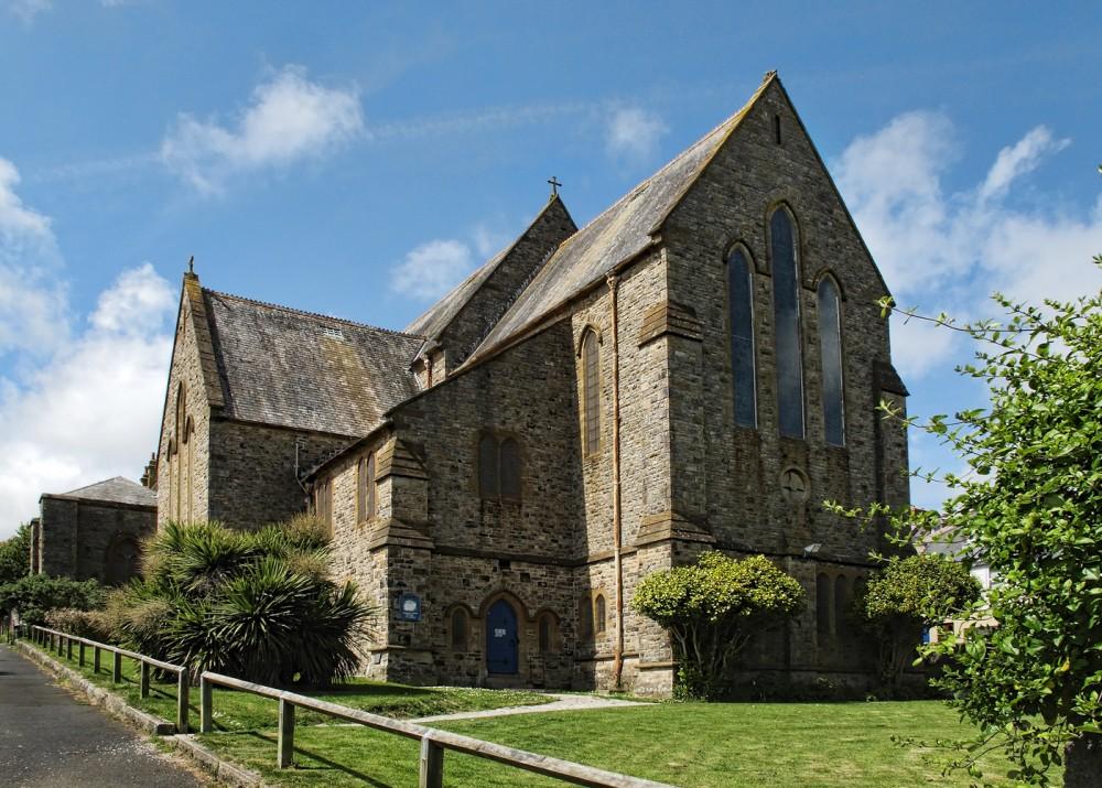 St John the Baptist, Penzance, Cornwall