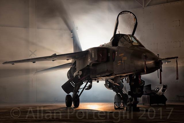 RAF | SEPECAT | Jaguar | Cosford