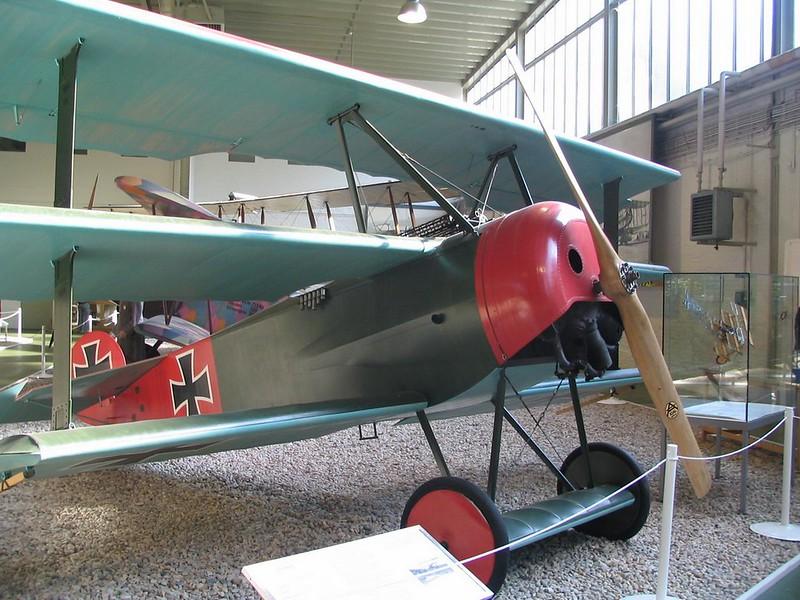 Fokker Dr.1 1