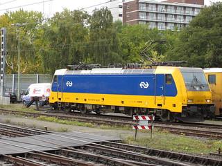 NS high speed traxx E 186 009 | by TimF44