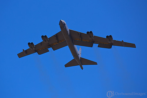 B52 Bomber | by Orebound Images