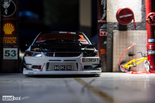 Matrixline Evo 9 with Voltex Bodykit | by sandbox toys