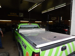 CNG Truck Alternative Fuel Cap and Cover