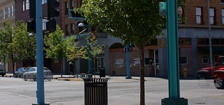 Wild Hogs Filming Location - Central Avenue (Route 66) & 2nd St NW, Albuquerque, New Mexico | by RoadTripMemories