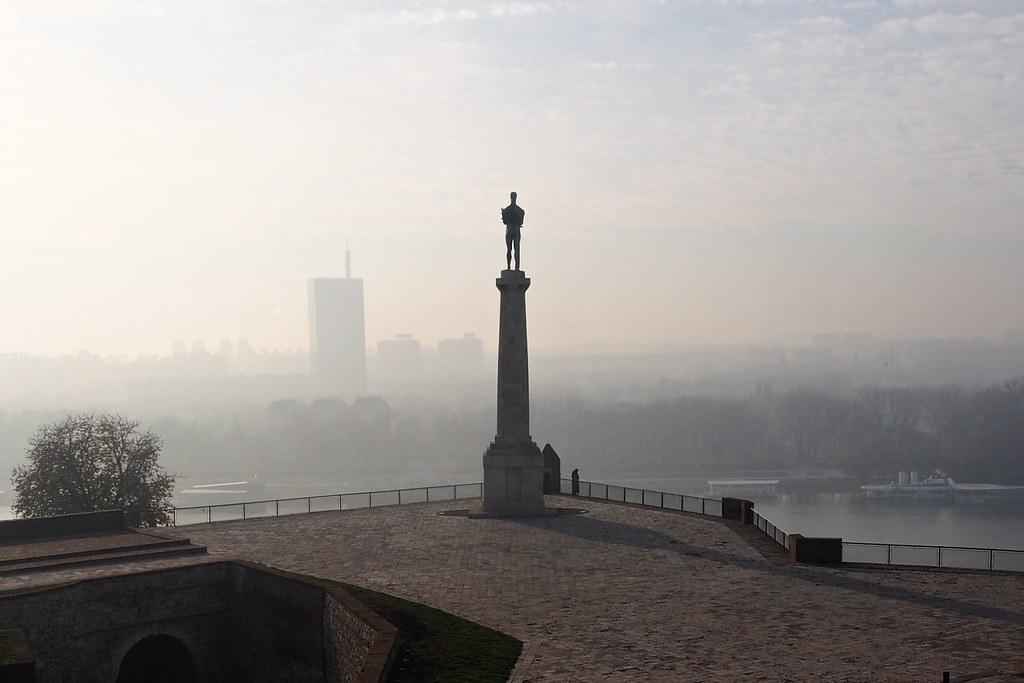 The real man: Victor. Belgrade.
