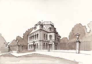 Brühl, Falkenlust Palace | by Namtra