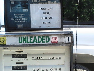 Idaho gas pump | by Juggling For A Cure