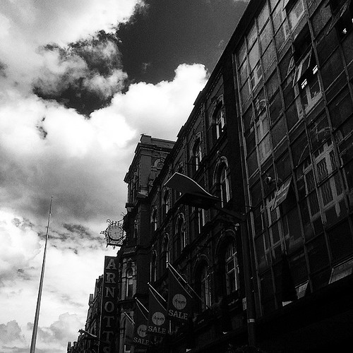 All but half past two in the Dublin afternoon. | by Conor O'Reilly