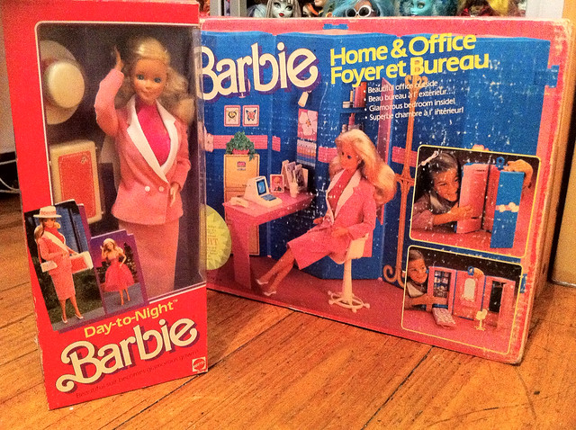 Barbie day to night - Home & Office  box