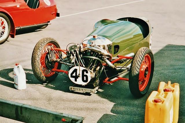 1933 Morgan Super Sports JAP 8/80