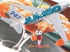 Jumbo Shrimp - Graphic Design Created by Felipe M.