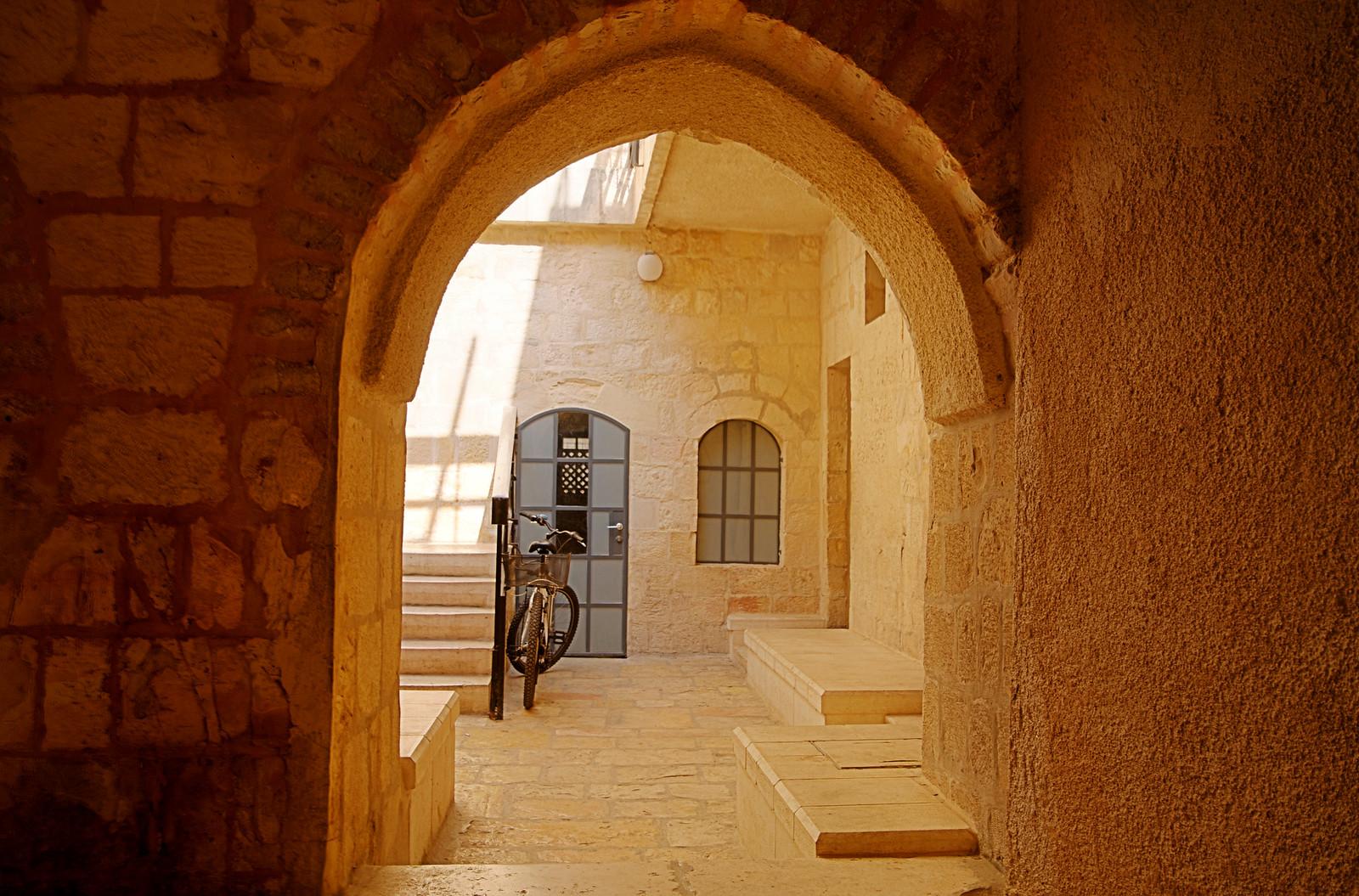 Jerusalem_Old City_Jewish Quater_5_Noam Chen_IMOT