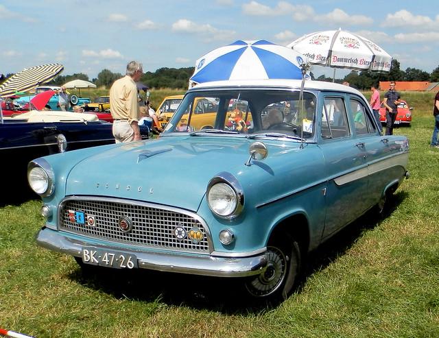 1960 Ford Consul 1700