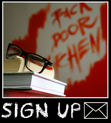 sign_up | by Backdoor Kitchen