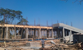 Cyclone Shelter Construction