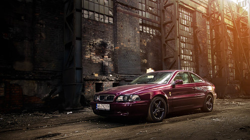 Volvo C70 | by Piecun