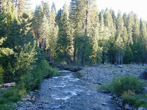 Butte Creek, Butte Meadows