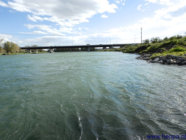16-09-2013 De Vallei - fishcreek wandeling 36 Km  (100)