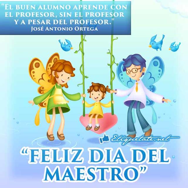 Frases Para Facebook Del Dia Del Maestro Con Imágenes Boni