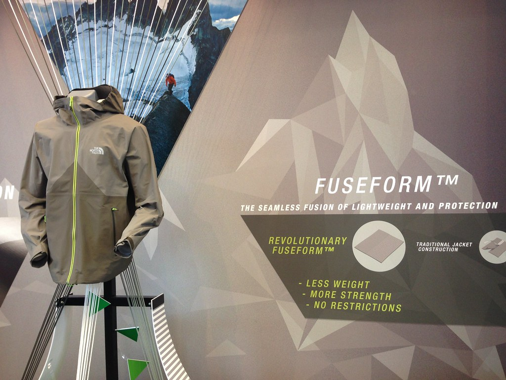 644e94a49 The North Face FuseForm™ Originator Jacket | Hendrik Morkel | Flickr