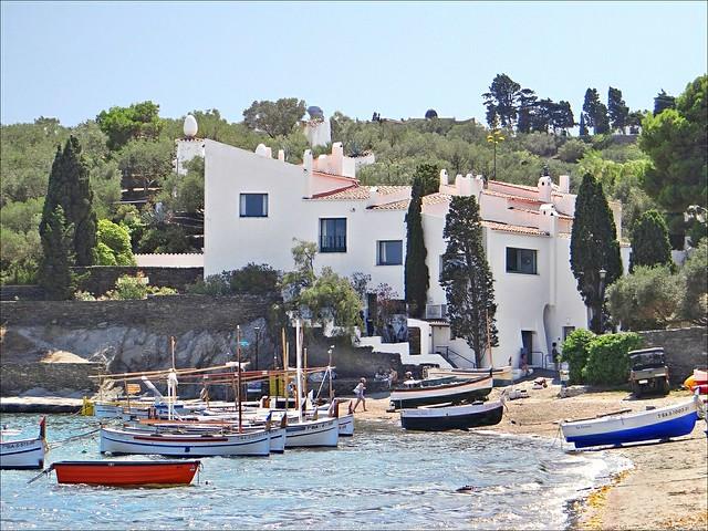 La maison-musée Salvador Dali (Portlligat, Espagne)