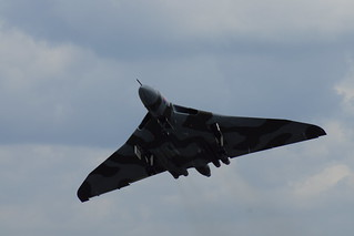 Vulcan To The Sky Trust- Avro Vulcan B2 XH558 | by p14@btinternet.com