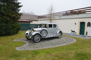 Rolls-Royce-Twenty-1925-unting-car