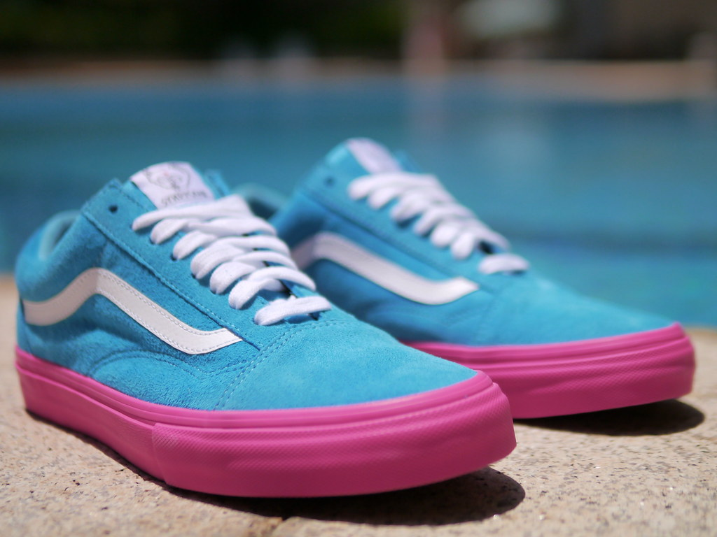 b653a1fbbf05 ... Vans Syndicate x Tyler The Creator Pack