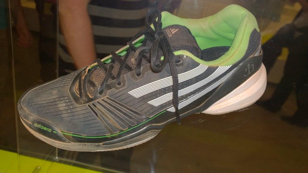 Jo Tsonga adidas shoes