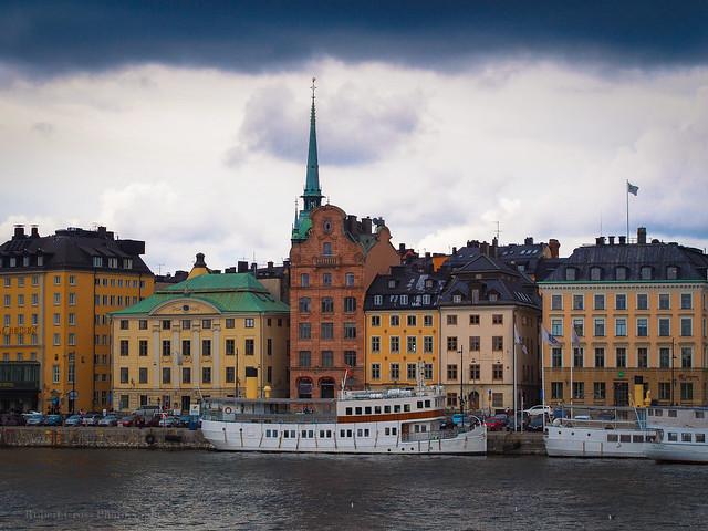 Summertime in Stockholm