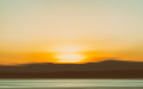 sunset seattle motion blur panning canoneos5dmarkiii canon135mmf2lusm pacificnorthwest westseattle alki abstract mountains landscape johnwestrock washington
